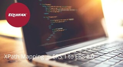 XPath Mapping - ERS 1 to ERS 2.0