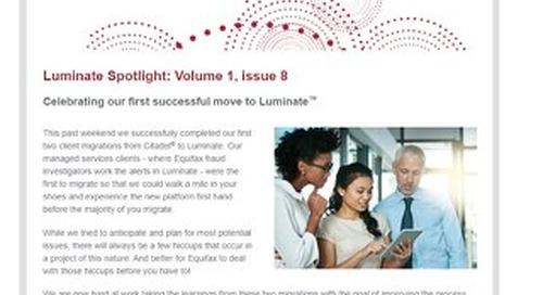 Spotlight Newsletter - Nov/Dec 2020
