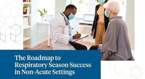 The roadmap to respiratory season success in non-acute settings