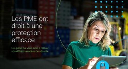 Les PME ont droit à une protection efficace