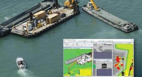 Trimble Marine Construction Systems Brochure