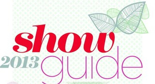 iBE 2013 Show Guide