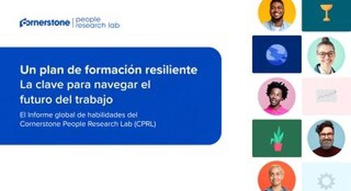 Un plan de formación resiliente: La clave para navegar el futuro del trabajo