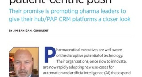 Hybrid hubs and today's patient-centric push
