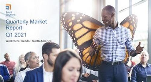 Quarterly North America Market Report Q1 2021