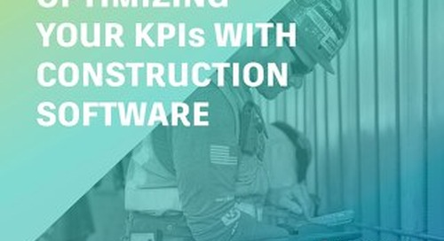 Optimizing Your KPIs with Construction Software
