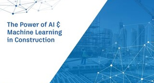 Power of AI & Machine Learning in Construction
