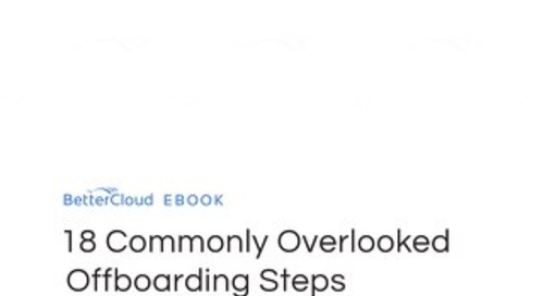 18 Commonly Overlooked Offboarding Steps