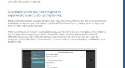 TradeTapp—AXA XL Partnership