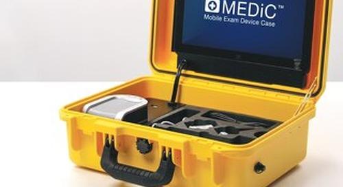 MEDiC™ mobile exam device case