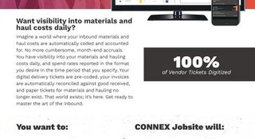 CONNEX Jobsite