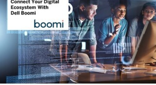 Boomi Solution Brief | VistaVu Solutions