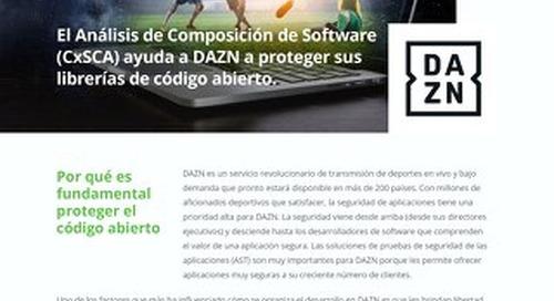 DAZN - CxSCA - Spanish