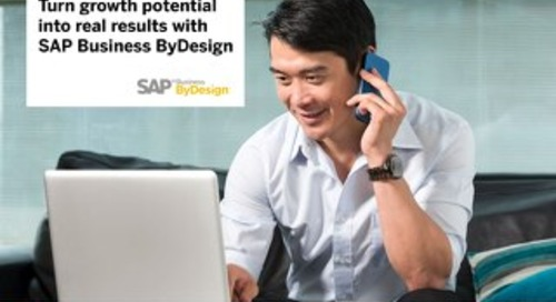SAP Business ByDesign | Solution Brief