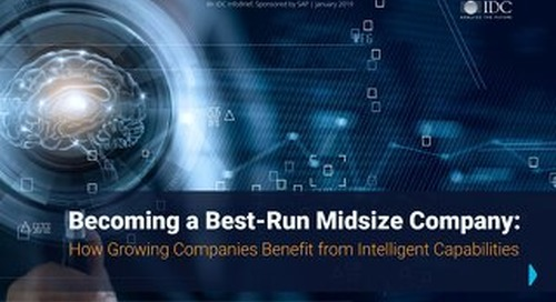 Becoming a Best-Run Midsize Company | IDC