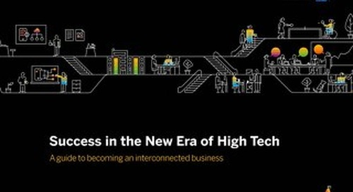 Success in the New Era of High Tech