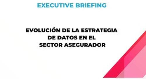 Evolución de la estrategia de datos en el sector asegurador: eficiencia, consumo, gobierno e innovación
