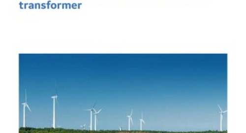 Case Study: Kelman Transfix DGA monitor detects problem with windfarm key inter-tie transformer