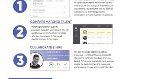 Talmix Talent Marketplace