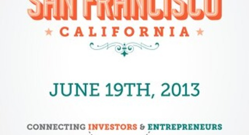 Endeavor Investor Network: San Francisco Event Facebook