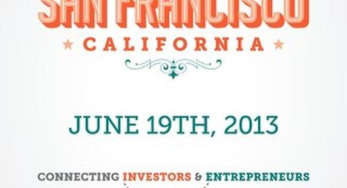 Endeavor Investor Network: San Francisco Event Facebook