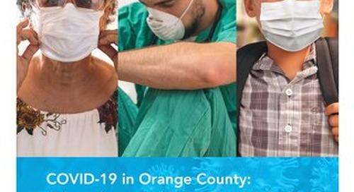 COVID-19 in Orange County Summary