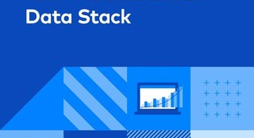 Must Haves for your Modern Data Stack in Retail
