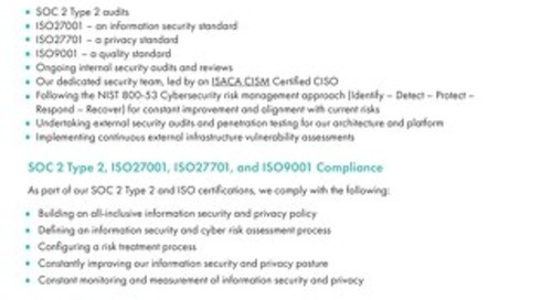 Security and Compliance in External Data Acquisition