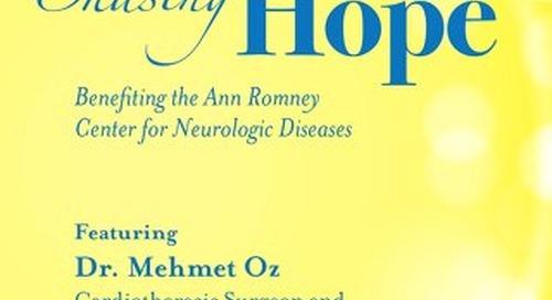 2021 Chasing Hope Program