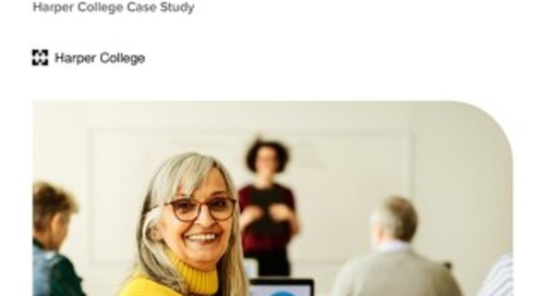 Harper College's Continuing Education Department Strengthens Program Credibility with Digital Badges