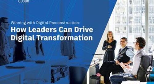 How Leaders Drive Digital Transformation