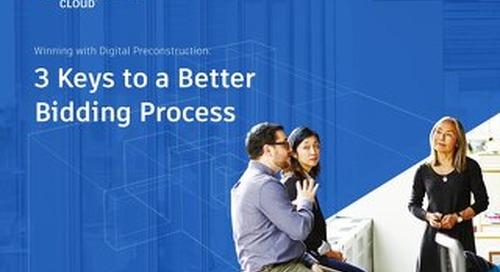 3 Keys to a Better Bidding Process