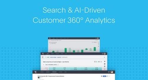 ThoughtSpot & Snowflake: Search & AI-Driven Customer 360° Analytics