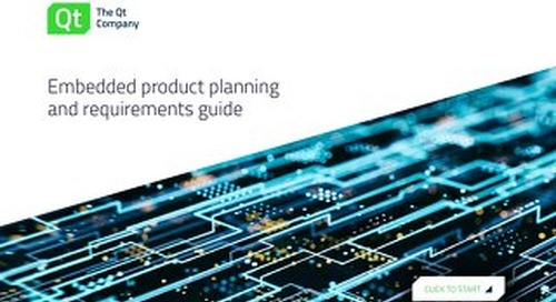 The 2021 Embedded Product Planning and Requirements Guide
