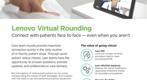 Lenovo Virtual Rounding
