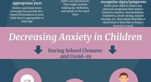 Decreasing Anxiety in Children