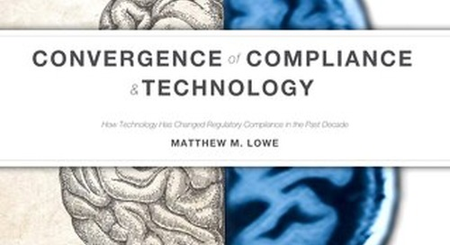 Compliance and Technology: How to meet changing FDA expectations