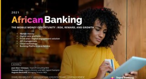 African Banking The mobile money opportunity: Risk, reward, and growth
