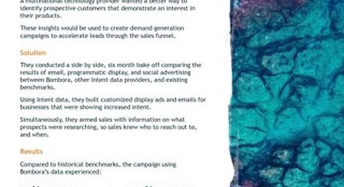 Campaign Personalization Case Study