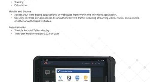 TFleet App Launcher