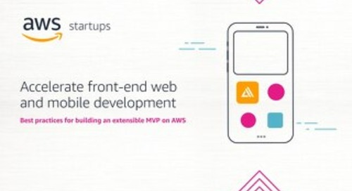 Accelerate front-end web and mobile development