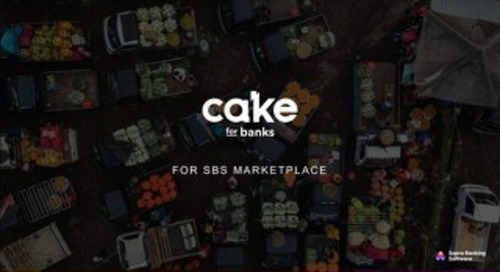 Cake for SBS Marketplace