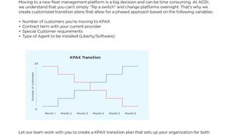 KPAX Transition Playbook FAQ's