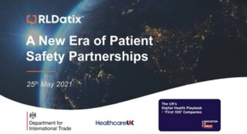 RLDatix: A New Era of Patient Safety Partnerships
