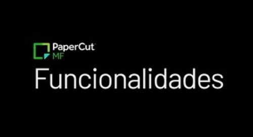 PaperCut Feature Sheets Brazil