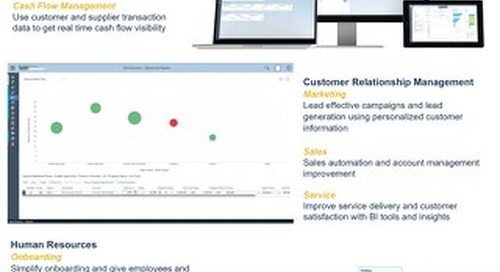 Inside SAP Business ByDesign | Features and End-Use Examples