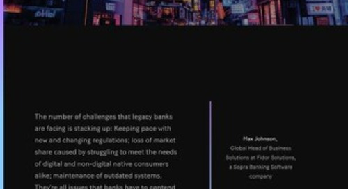 How to build a digital bank