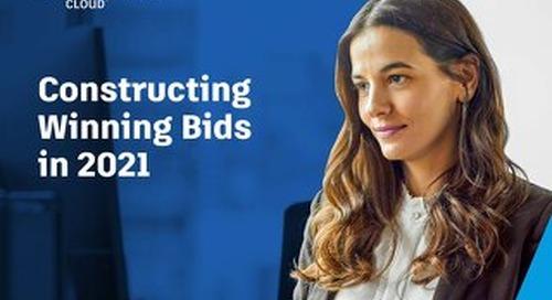 Constructing Winning Bids in 2021