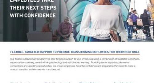 Outplacement Services Brochure