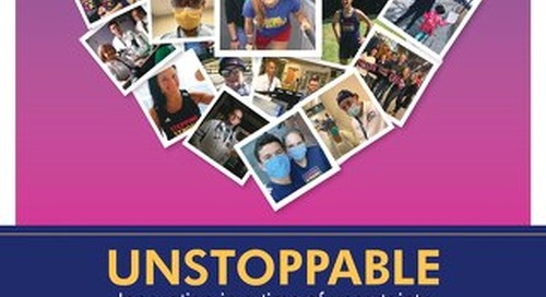 2020 Stepping Strong Annual Report